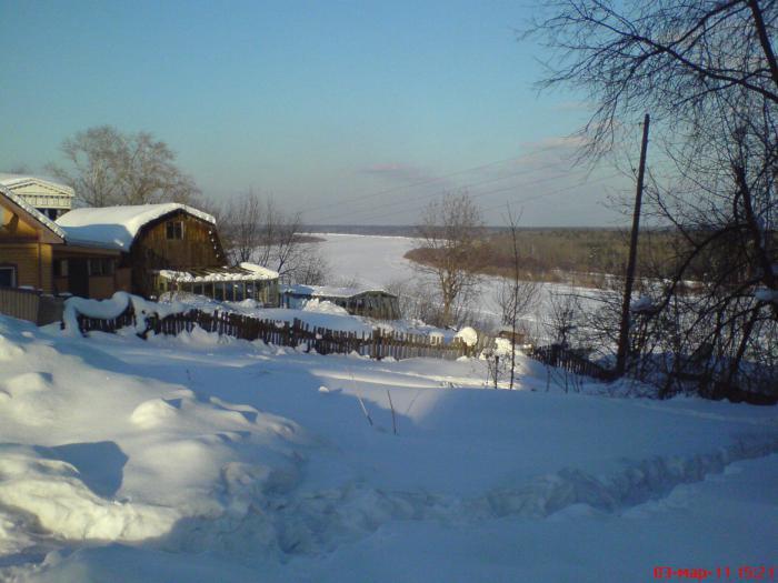 Зимняя Вятка