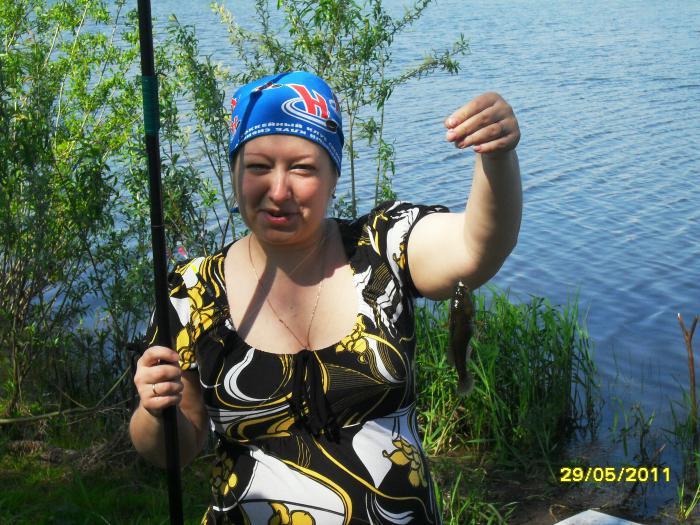 озеро Москвичевское
