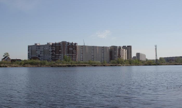 озеро на Ю.-Западном