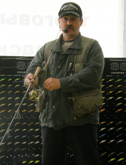 Ю.Заславский и мастер класс
