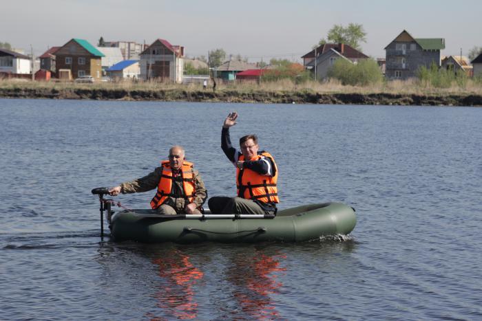 Фест лодок ПВХ, покатухи