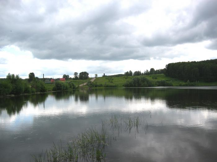 дамба головного пруда (Уч-Балта)