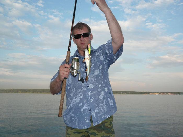 Открытие рыбалки Бердский залив