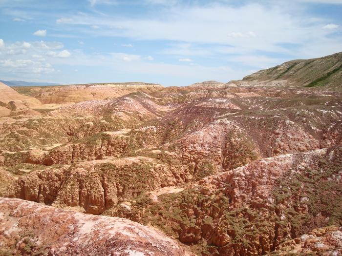 Восточный Казахстан _ Киин-Кириш (Марсианская долина)