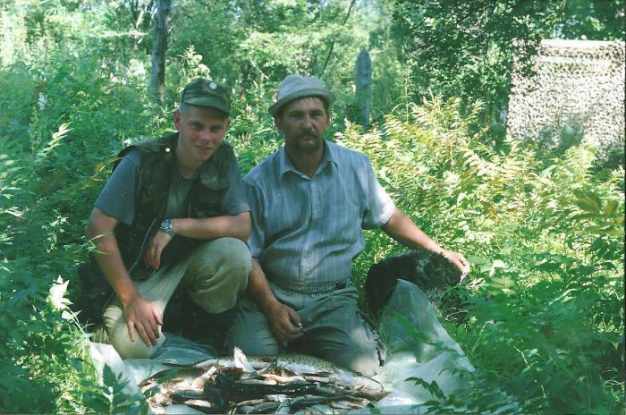 Хорошие друзья, давние годы, Амурская область!!!