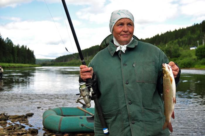 Рыбалка в усть-кутском районе