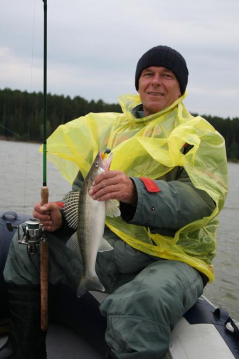 Ветер, дождь, немного рыбы - это счастье