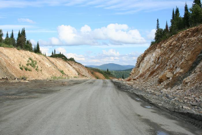 Путь в Туву