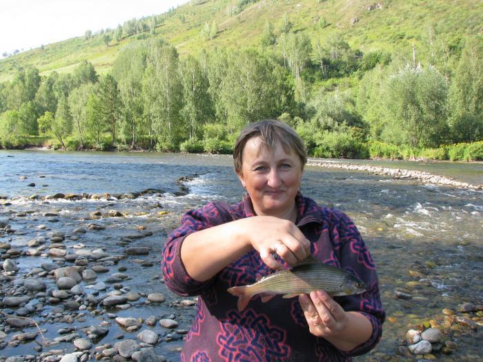 Рыбачка с Ини, с. Чинета