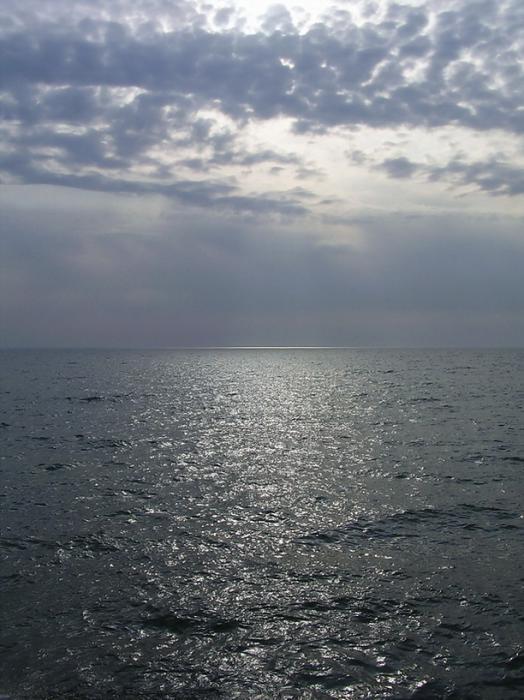 21.09. Обское море и смена погоды.