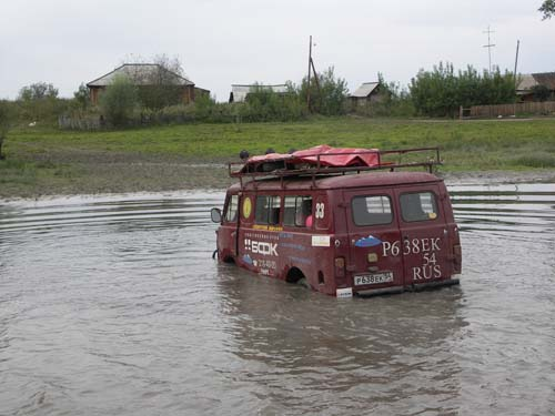 Плывем
