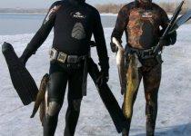 Подводный улов