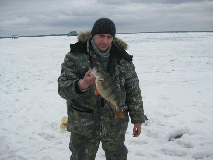 Таежное озеро ОВХ.