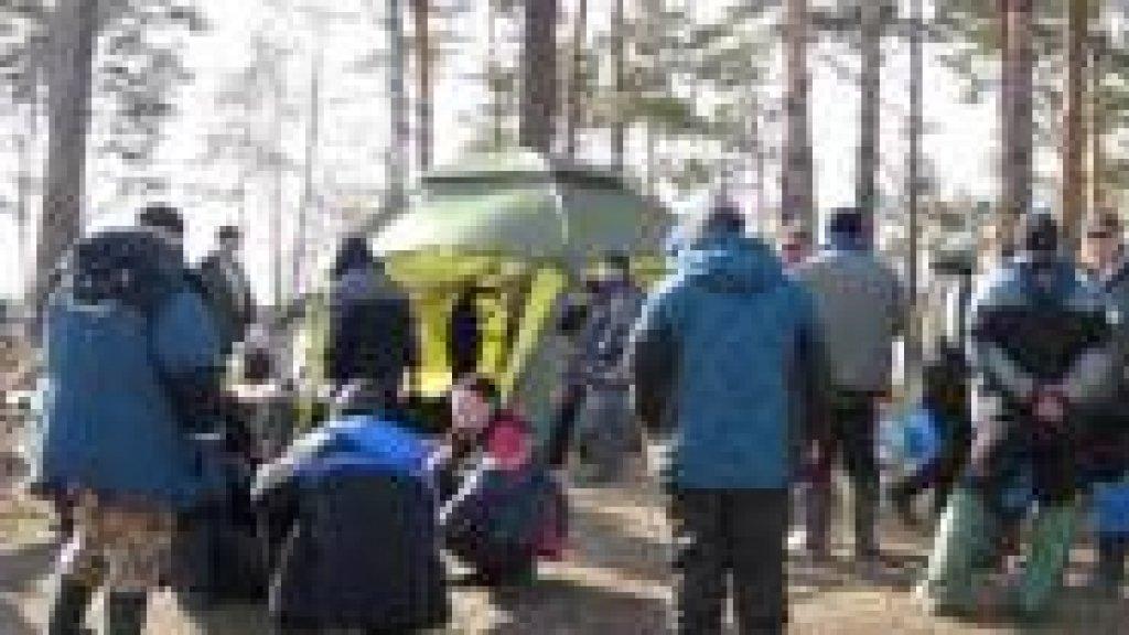 Обзор лагеря фестиваля