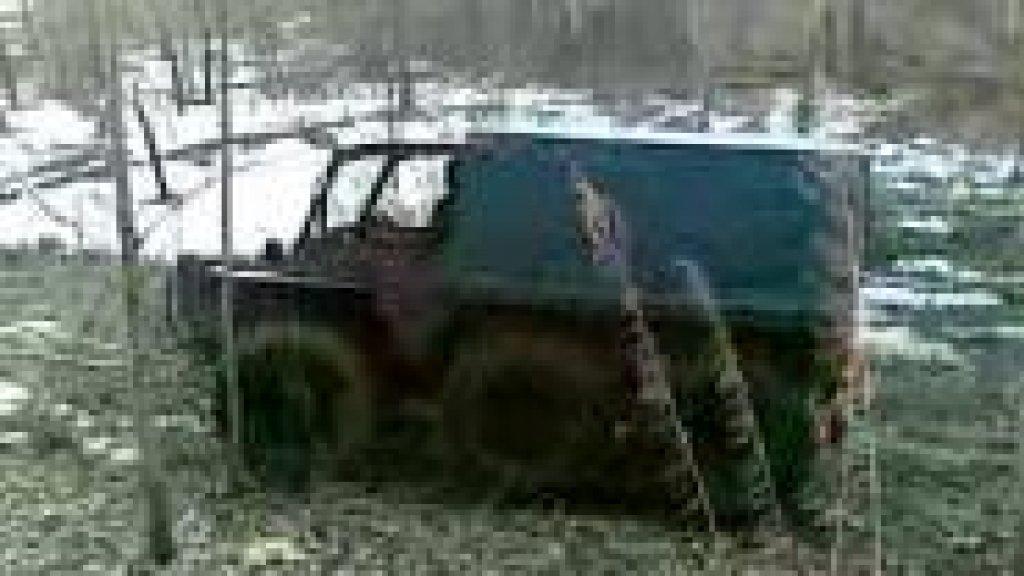 Вездеход Тайга- 3       07.04.2012.