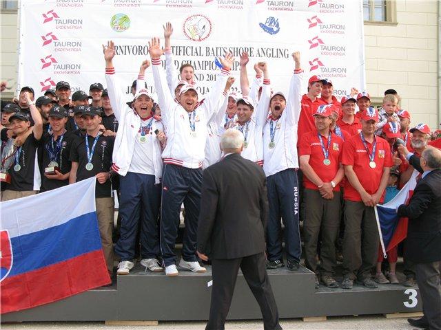 Россия - Чемпион!!!)