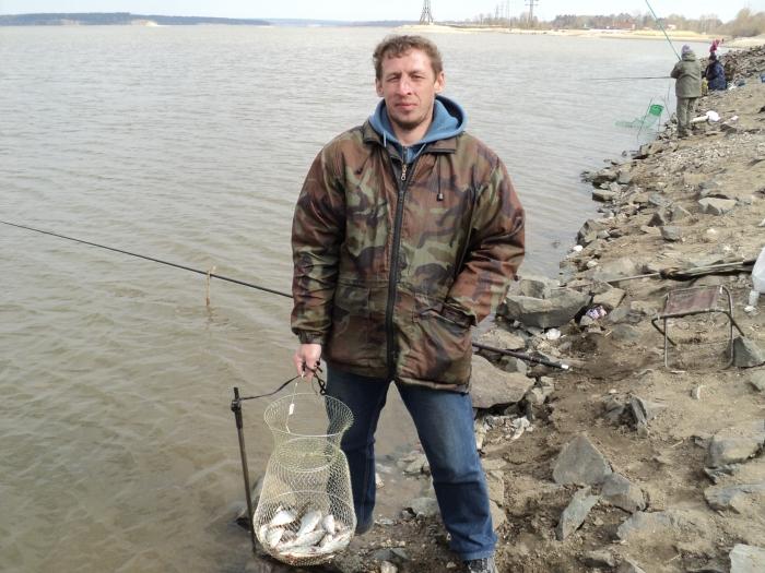 Рыбалка в Речкуновке!