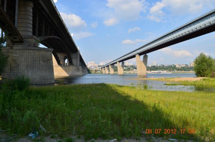 горская-метро мост