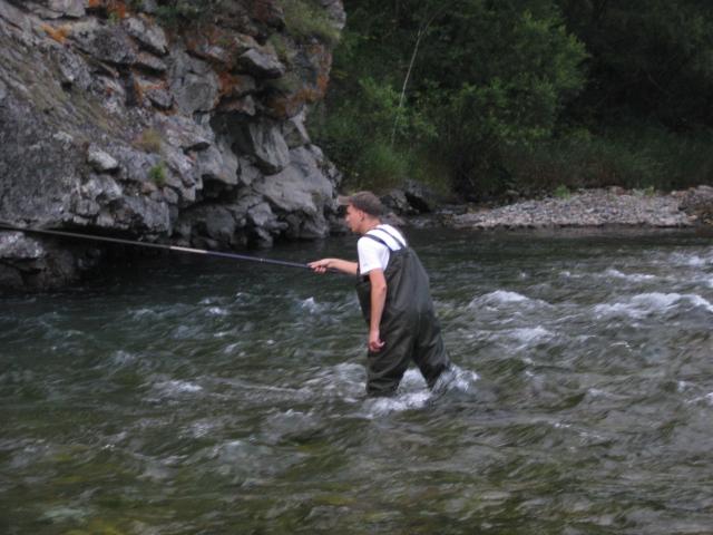 Пытаюсь ловить рыб...