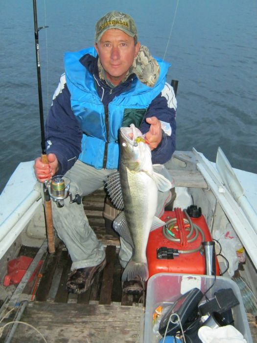 Сегодня. Вечерка на БЗ. Рыбка на 2.660.