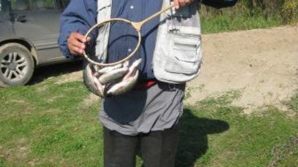 Новая рыболовная снасть ТЕНКАРА. Часть 13