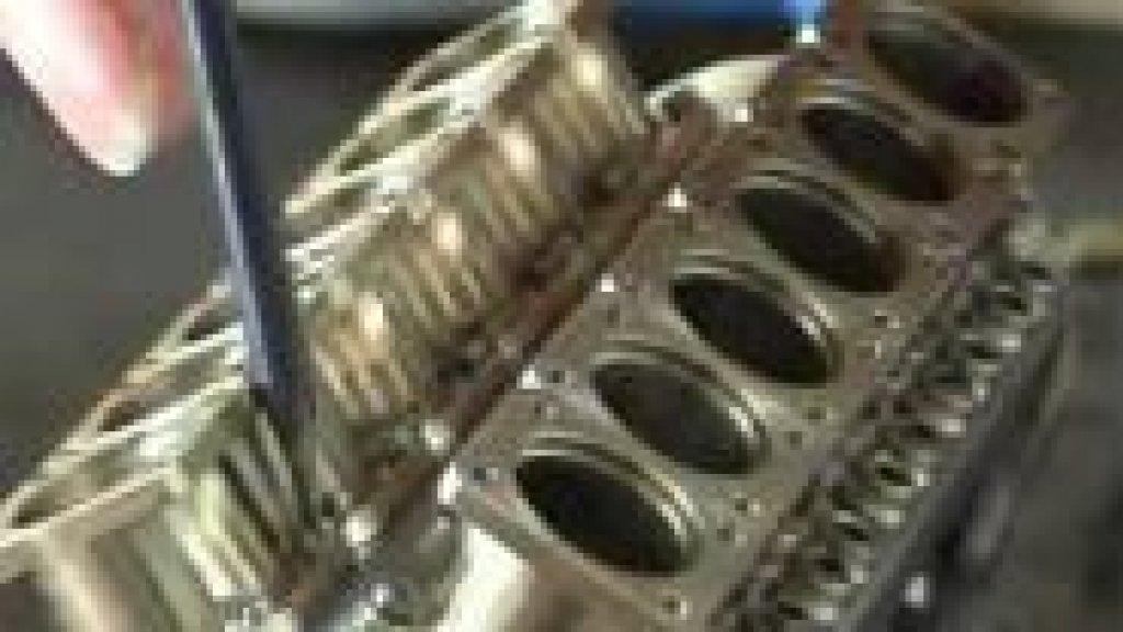 Самый маленький в мире дизельный двигатель