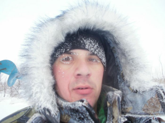 Нам морозы не почем, на рыбалку мы идем!!!