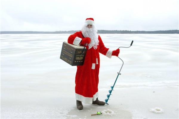 С новым годом и удачной рыбалки!!!!!!!