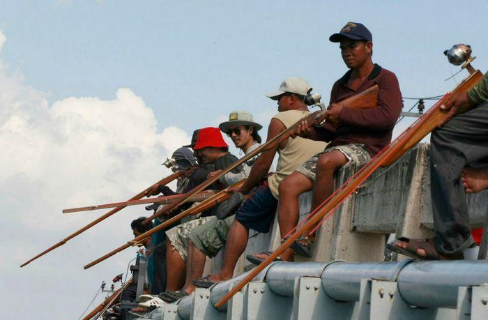 Тайские РыбОхоты