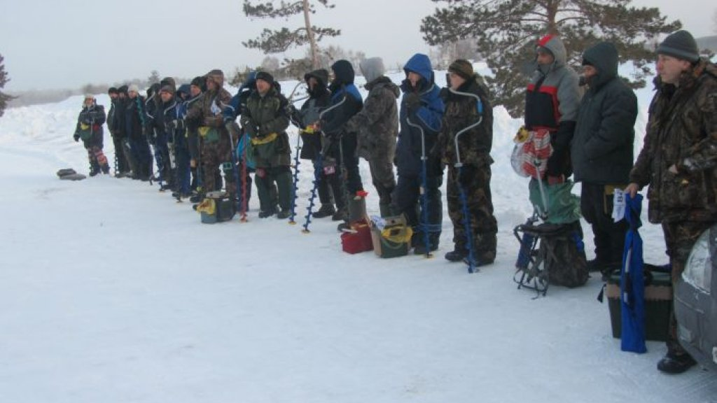 Открытые соревнования Новосибирской области по ловле на мормышку, посвященные Дню защитника Отечества!