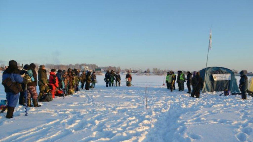 Открытые соревнования Новосибирской области по ловле на мормышку, посвященные памяти Данилы Гладкова