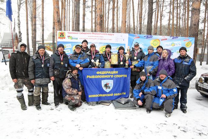 Состав всей команды с Новосибирска на Чемпионате Сибири!