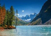 Алтай , озеро Нижне-Шавлинское