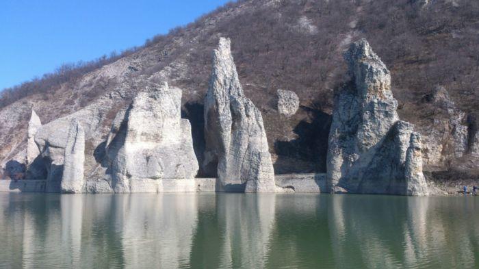 Водохранилище Цонево, Болгария