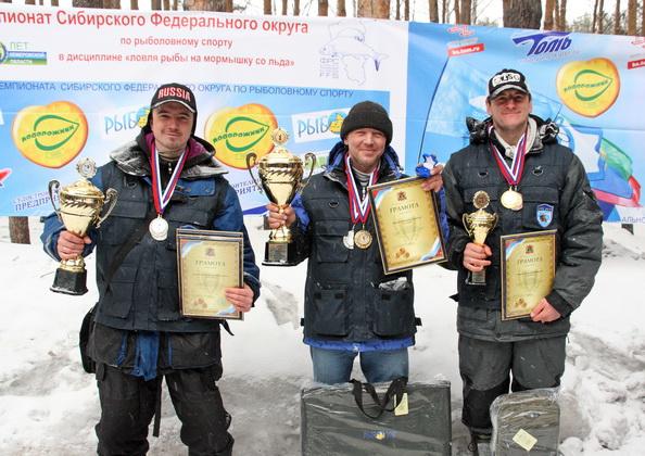 Чемпионат Сибири 2013