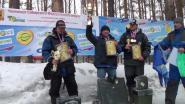 Чемпионат Сибири по ловле рыбы на мормышку-2013