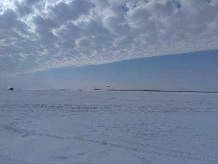Грань погоды. Боровое 30.03.2013г.