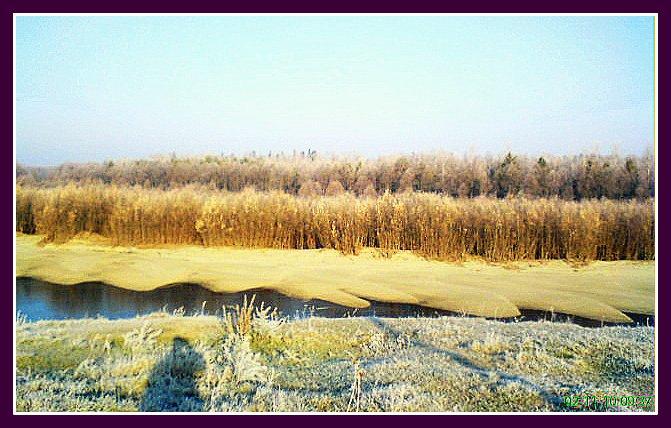 протока Бибеево