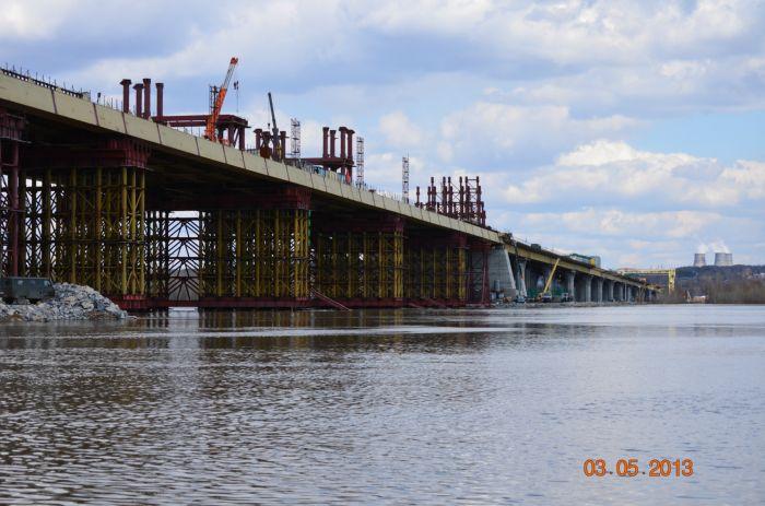 мост в бугринки