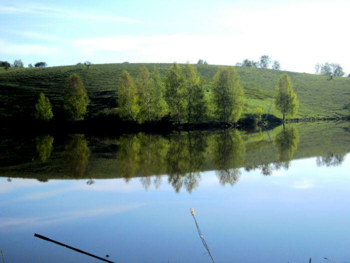 Топтушихинский пруд
