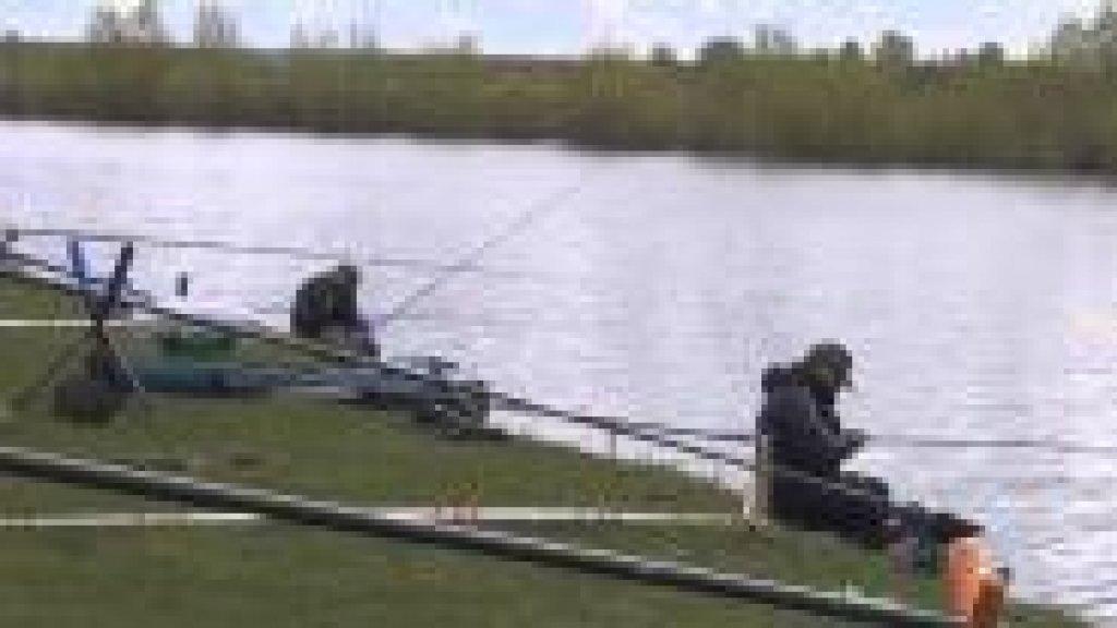 Соревнованования по поплавочной удочке