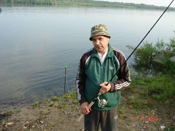 Лёха главный рыбак Новосибирска!
