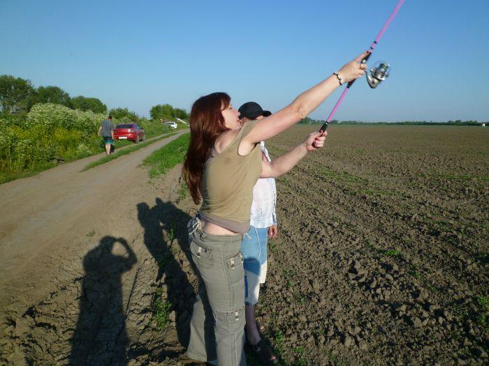 рыбалка )))