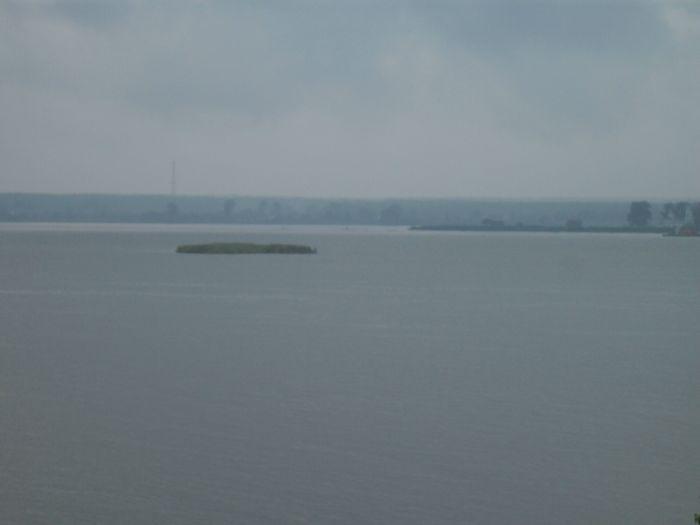 новый остров в Спирино