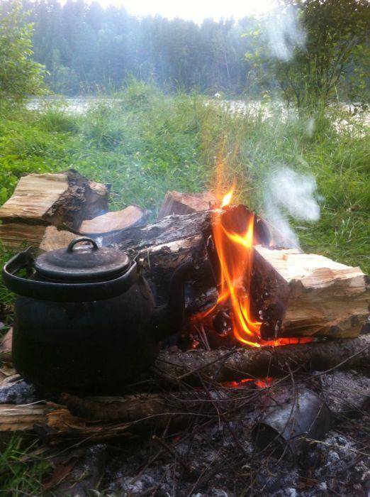 Чай на Алтайских травах.......