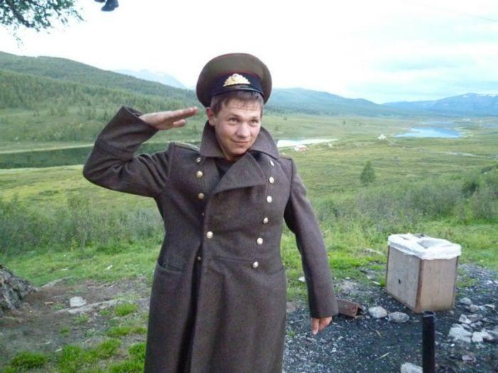 забрили профика))