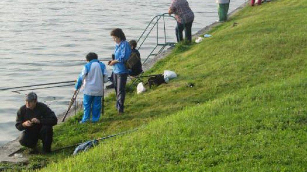 В г. Бердске на территории реабилитационного центра «ОРТОС» состоялся          II-ой  Фестиваль по рыбной ловле среди людей с ограниченными возможностями!