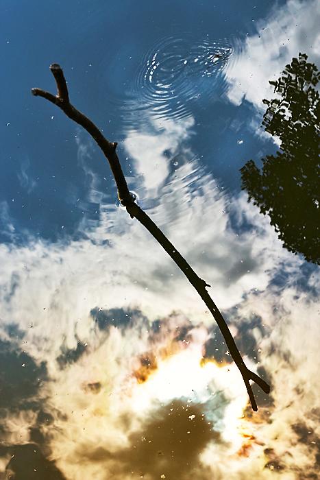 Проткнул небо