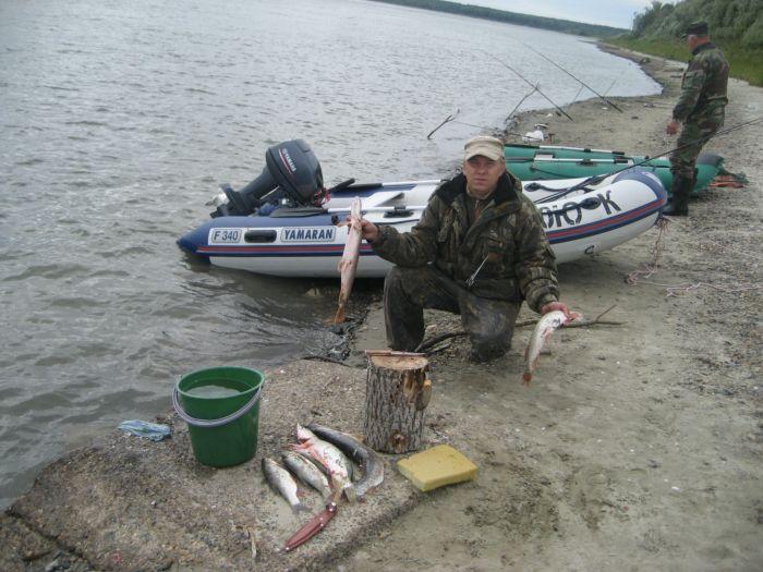 хорошая рыбалка в томской области