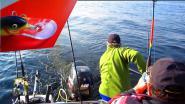 Незабываемая Онежская рыбалка. Ловим лосося. Сентябрь 2013 год.